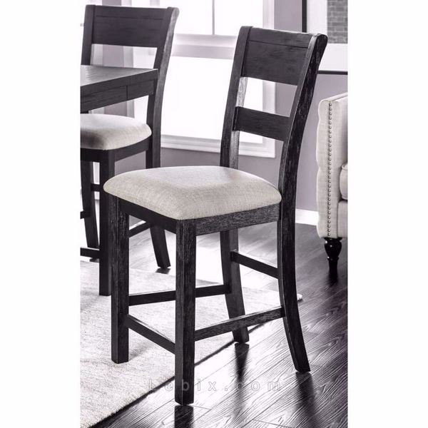 Furniture of America - Thomaston Counter Height Chair