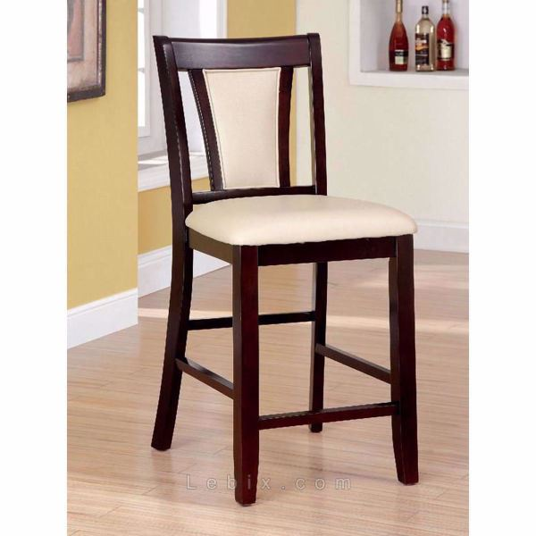 Furniture of America - Brent Ii Counter Height Chair