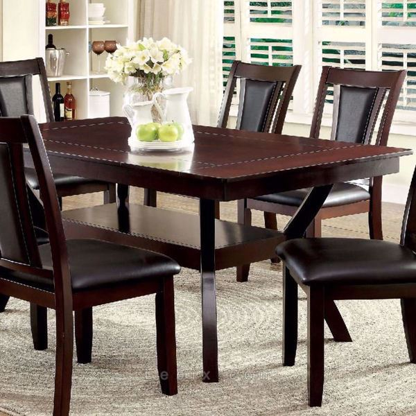 Furniture of America - Brent Dining Table