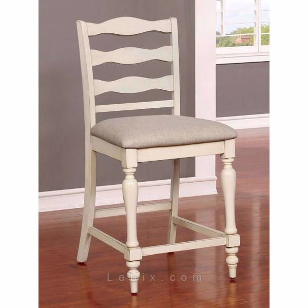 Furniture of America - Theresa Counter Height Chair