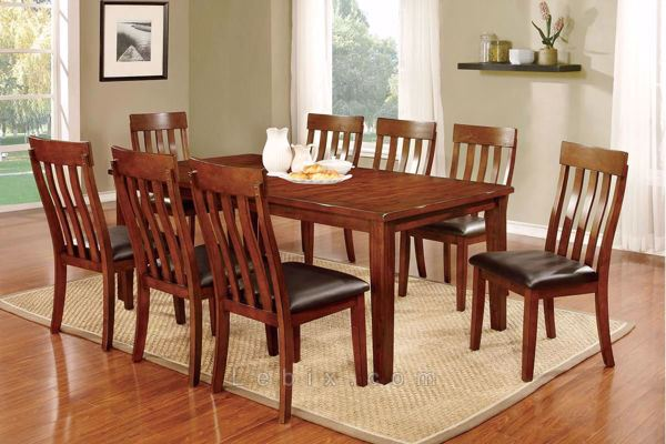 Furniture of America - Foxville Dining Table Set