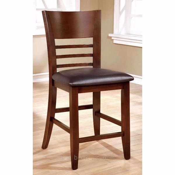 Furniture of America - Hillsview I Counter Height Chair