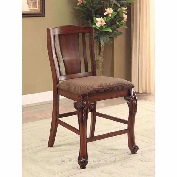 Furniture of America - Johannesburg Counter Height Chair