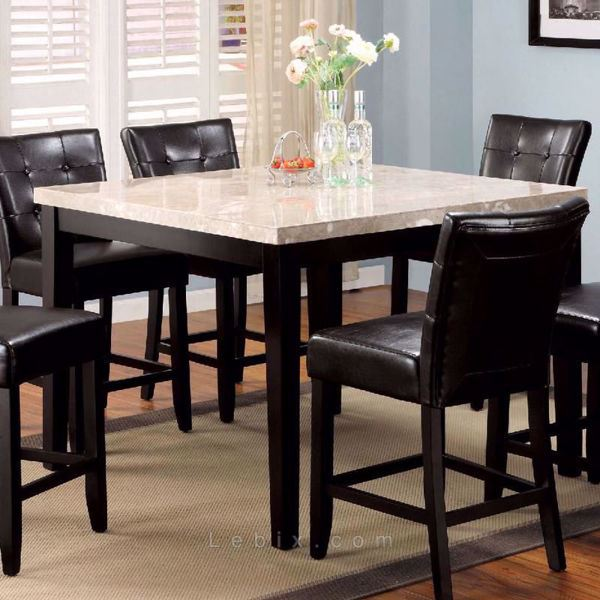Furniture of America - Marion Ii Counter Height Dining Table