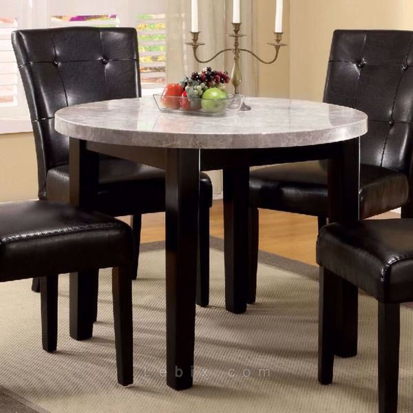 Furniture of America - Marion I Round Dining Table