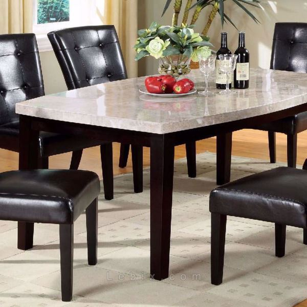 Furniture of America - Marion I Oval Dining Table
