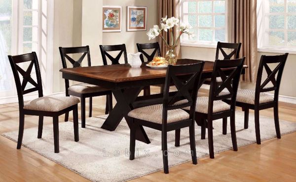 Furniture of America - Liberta Dining Table Set
