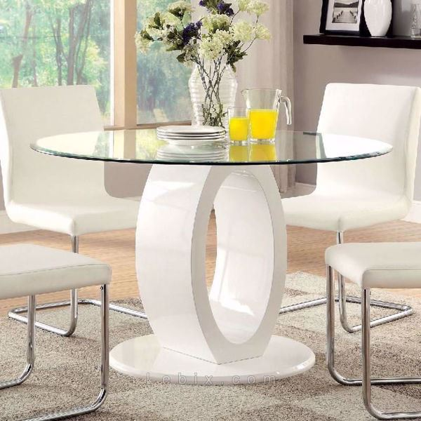 Furniture of America - Lodia I Dining Table