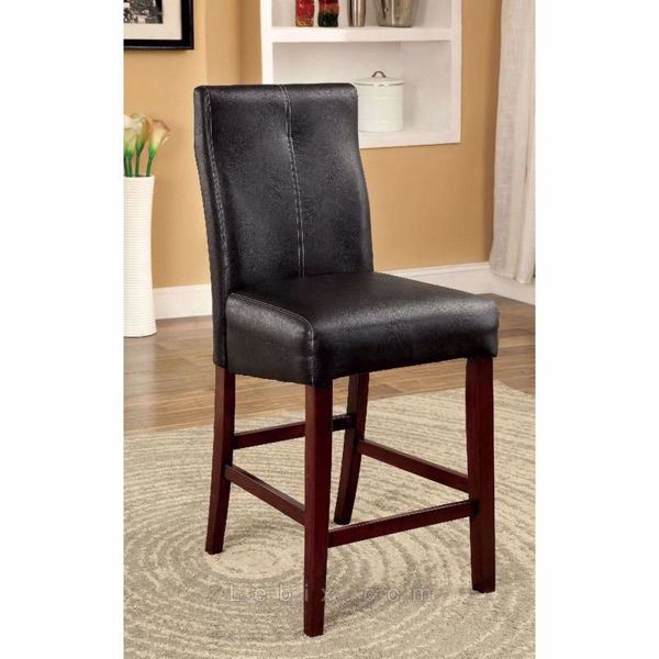 Furniture of America - Bonneville Ii Counter Height Chair