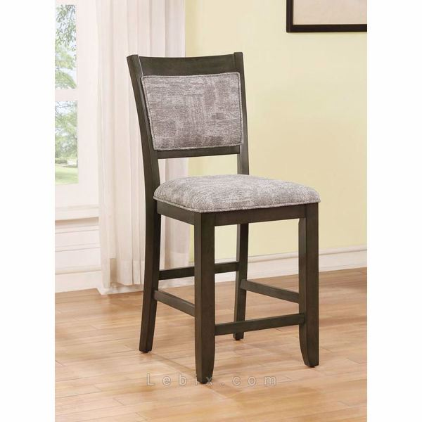 Furniture of America - Tollerson Counter Height Chair