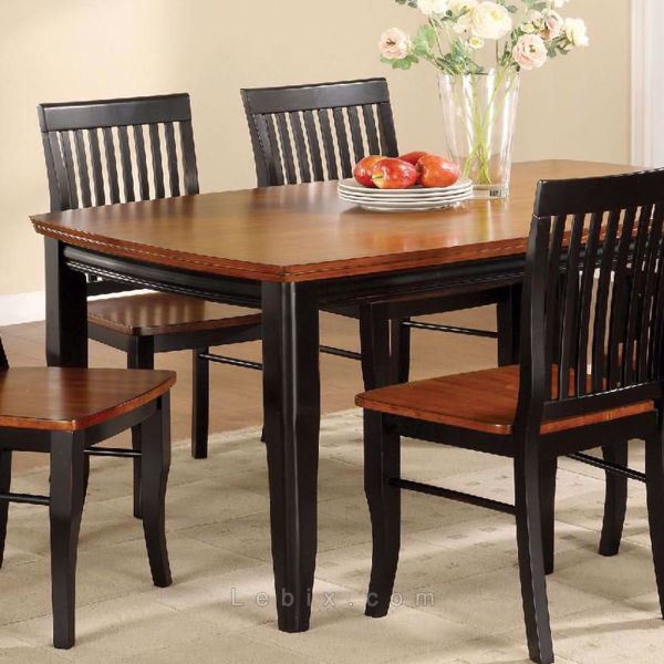 Furniture of America - Earlham Dining Table