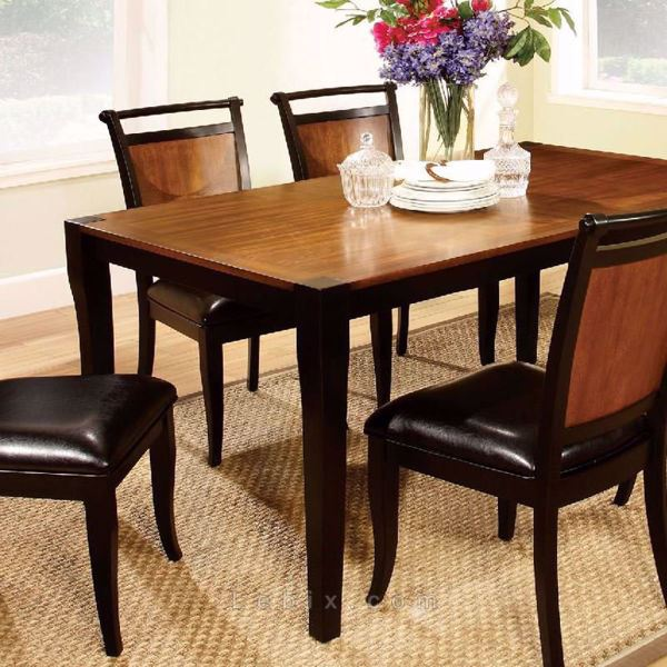 Furniture of America - Salida I Dining Table