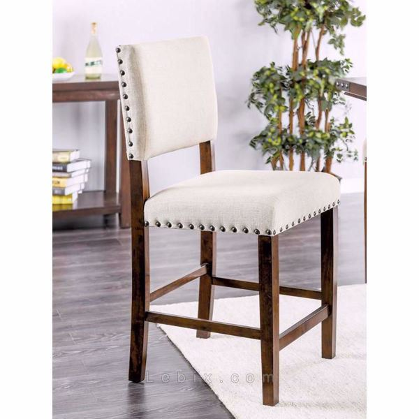 Furniture of America - Glenbrook Counter Height Chair