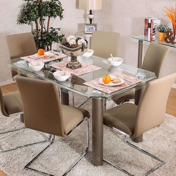 Furniture of America - Walkerville I Dining Table