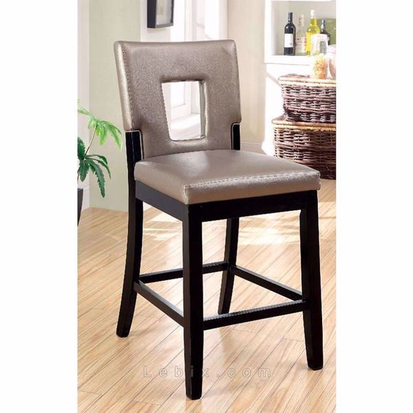 Furniture of America - Evant Ii Counter Height Chair