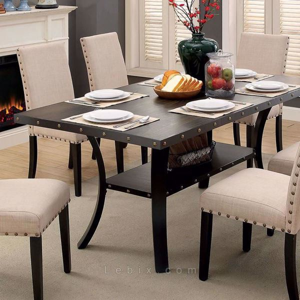 Furniture of America - Kaitlin Dining Table