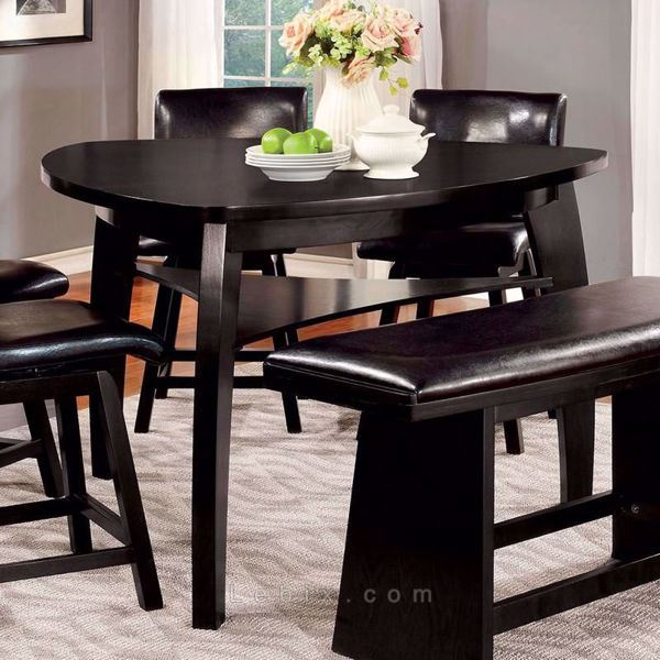 Furniture of America - Hurley Counter Height Dining Table