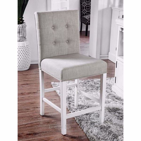 Furniture of America - Sutton Counter Height Chair