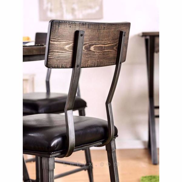 Furniture of America - Mullane Counter Height Chair
