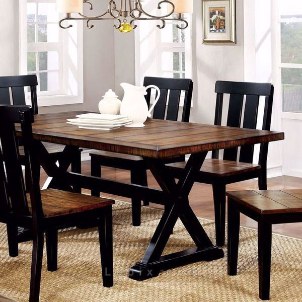 Furniture of America - Alana Dining Table