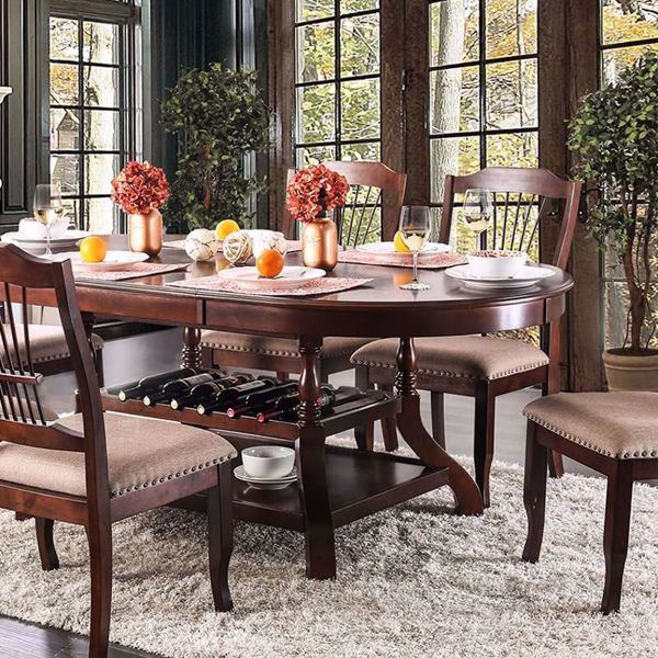 Furniture of America - Jordyn Dining Table