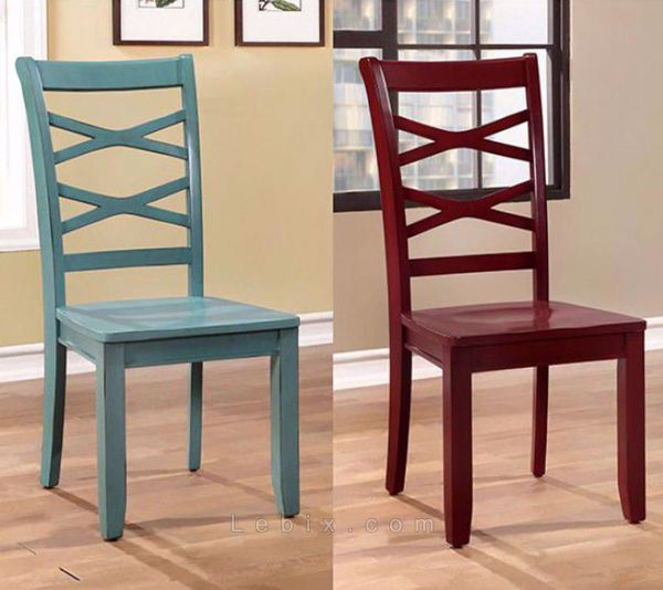 Furniture of America - Giselle Side Chair