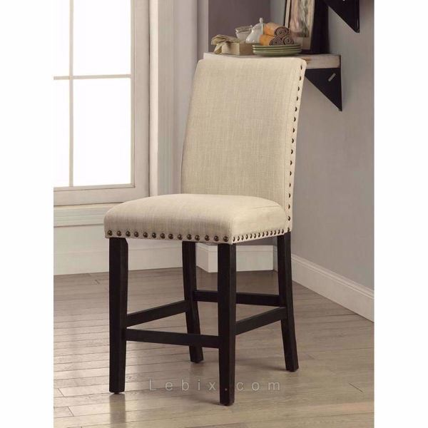 Furniture of America - Dodson Ii Counter Height Chair
