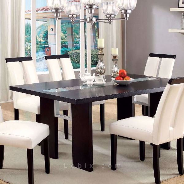 Furniture of America - Luminar Dining Table