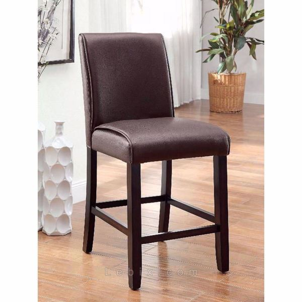 Furniture of America - Gladstone Ii Counter Height Chair