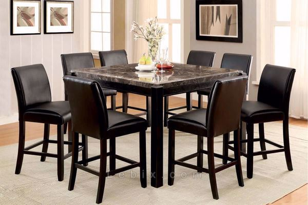 Furniture of America - Grandstone Ii Dining Table Set