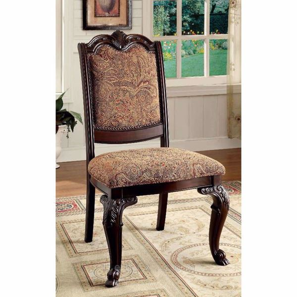 Furniture of America - Bellagio Side Chair