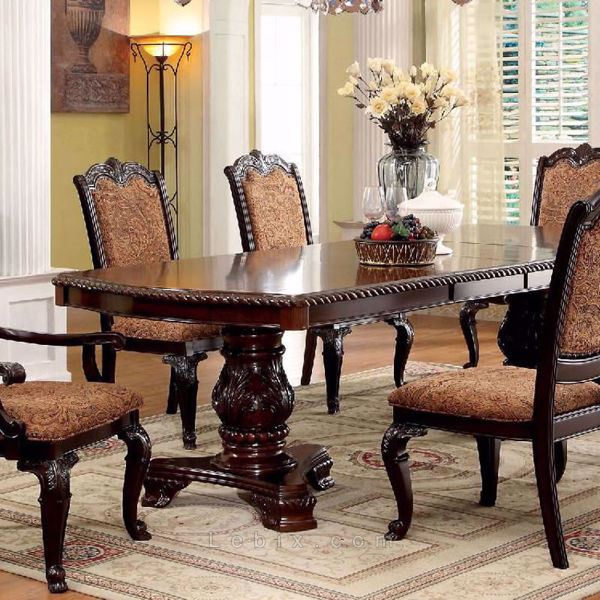 Furniture of America - Bellagio Dining Table