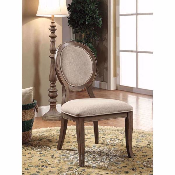 Furniture of America - Siobhan Side Chair