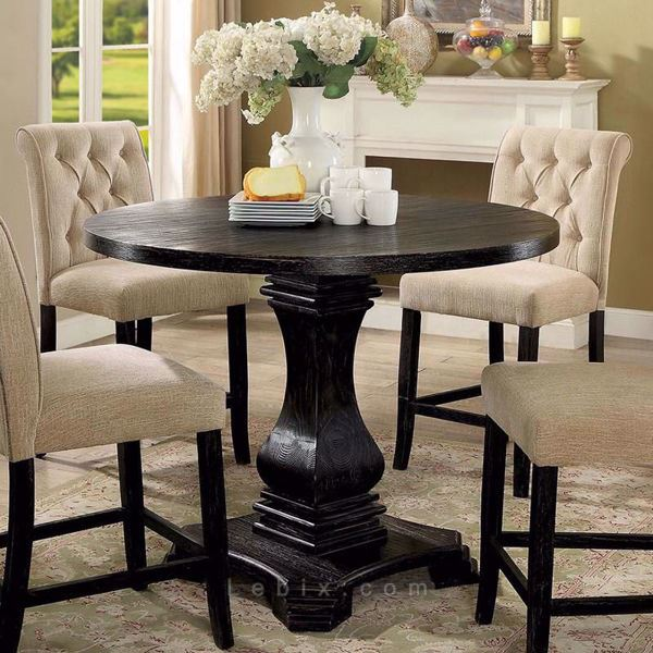 Furniture of America - Nerissa Counter Height Dining Table