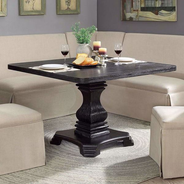Furniture of America - Nerissa Square Dining Table
