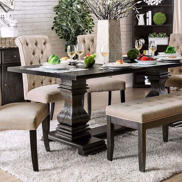 Furniture of America - Nerissa Dining Table