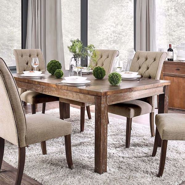 Furniture of America - Sania I Dining Table