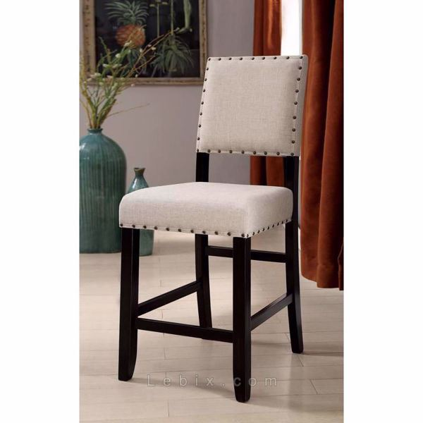 Furniture of America - Sania Ii Counter Height Chair