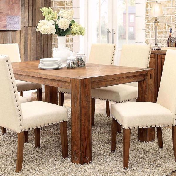 Furniture of America - Frontier Dining Table
