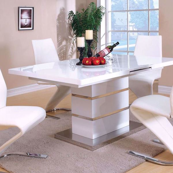 Furniture of America - Midvale Dining Table