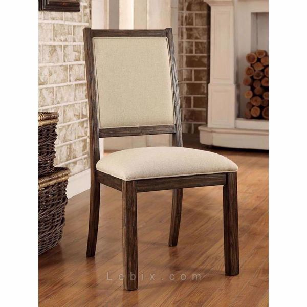 Furniture of America - Colette Side Chair