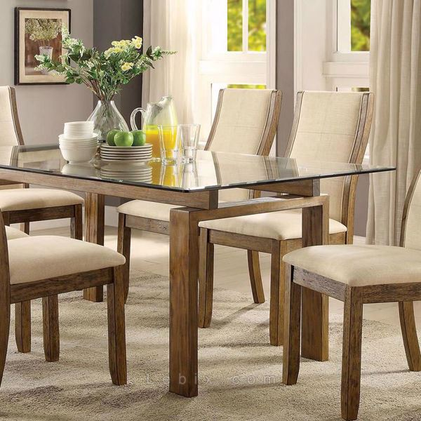 Furniture of America - Onway Dining Table