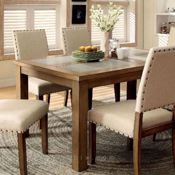 Furniture of America - Melston I Dining Table