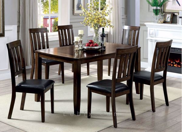 Furniture of America - Chandler Dining Table Set