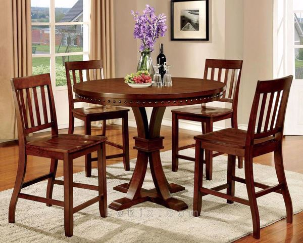 Furniture of America - Foster Ii Dining Table Set