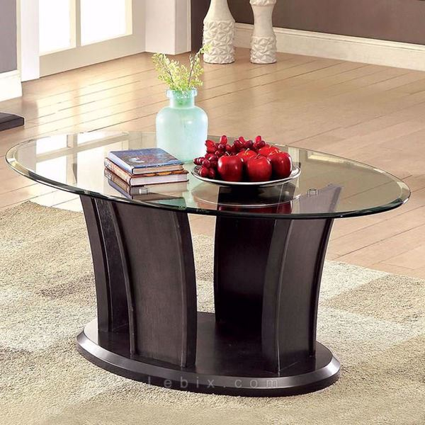 Furniture of America - Manhattan Iv Coffee Table