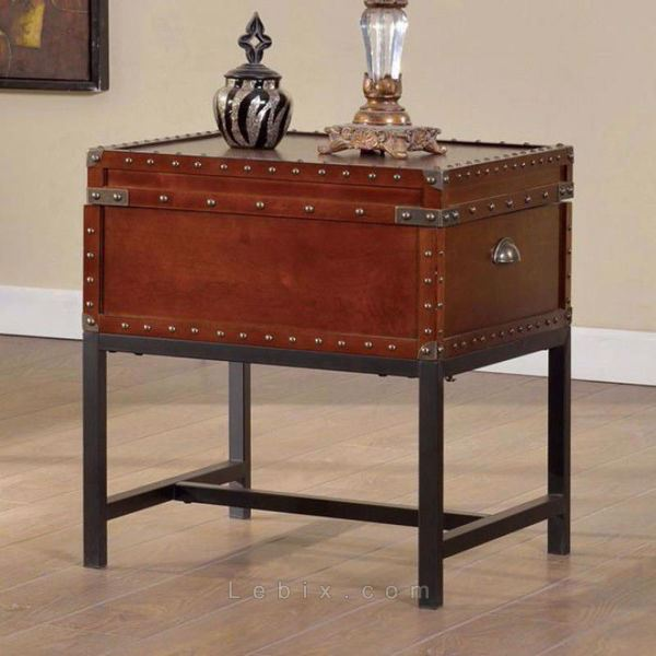 Furniture of America - Milbank End Table