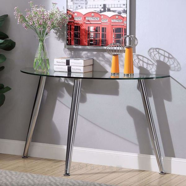 Furniture of America - Delany Sofa Table