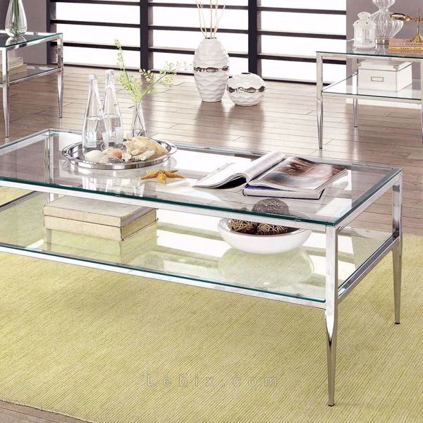 Furniture of America - Tanika Coffee Table