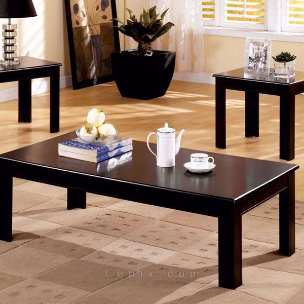 Furniture of America - Town Square I Coffee Table Set